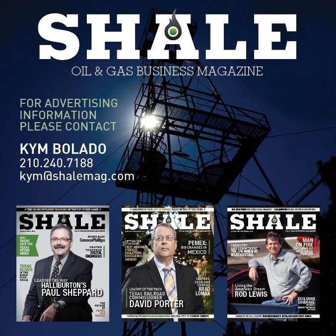 shale magazine